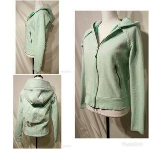 Lululemon Mint Green Hoodie Size 8